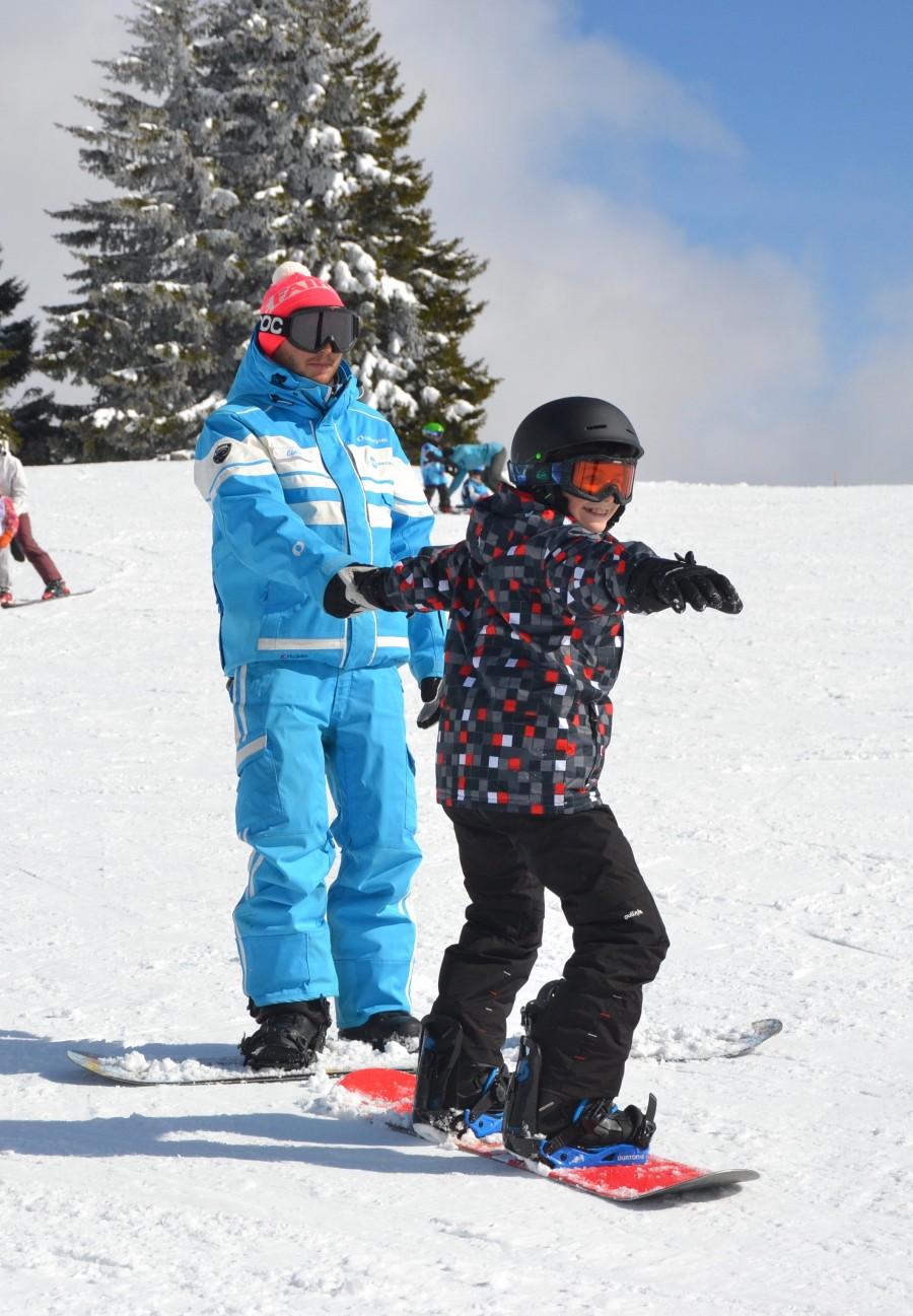 Bon cadeau > Cours particuliers Ski - Snowboard - Telemark