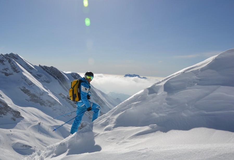 Bon cadeau > Sortie en Ski de Randonnée Envie de plein nature et de grands espaces?