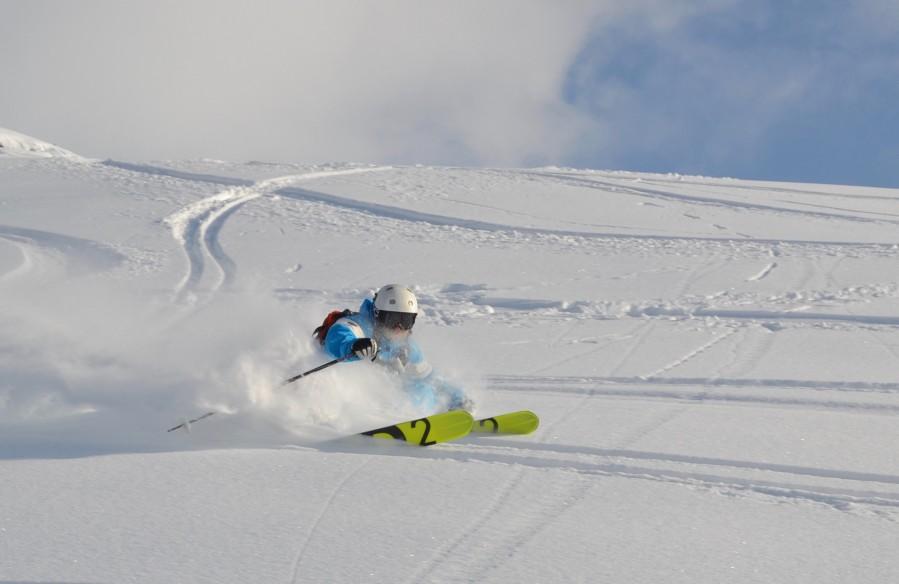 Bon cadeau  > Session Hors piste Ski ou snowboard